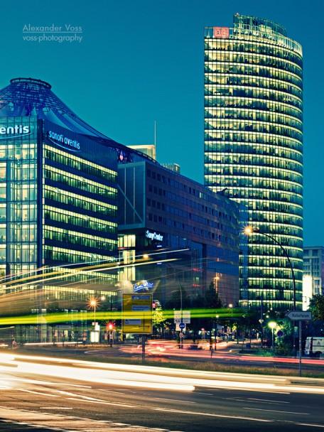 Berlin - Sony-Center am Potsdamer Platz