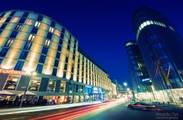 Berlin – Friedrichstrasse / Hotel Melia