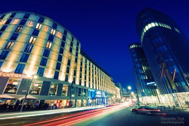 Berlin - Friedrichstrasse / Hotel Melia