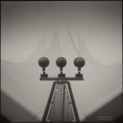 Analoge Fotografie: Berlin – Tempodrom