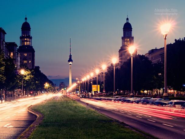 Berlin - Frankfurter Tor