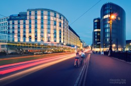 Berlin – Friedrichstrasse / Weidendammer Bridge