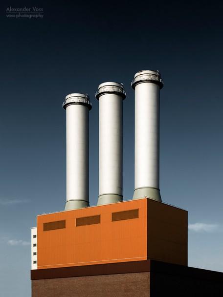 Berlin - Charlottenburg Power Plant
