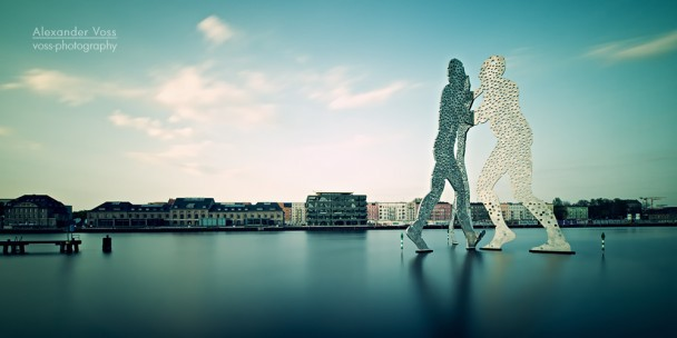 Berlin - Molecule Man