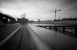 Berlin – Regierungsviertel / Spreebogen