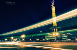 Berlin – Siegessäule / Festival of Lights