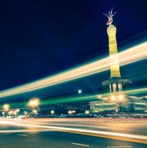 Berlin – Victory Column / Festival of Lights