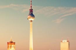 Berlin – Skyline / Fernsehturm