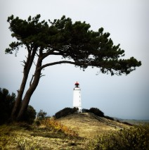 Hiddensee – Leuchtturm Dornbusch