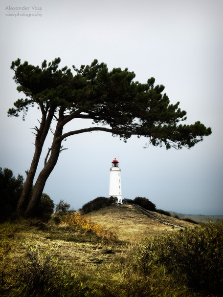 Hiddensee - Dornbusch Lighthouse
