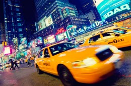 New York City – Times Square at Night