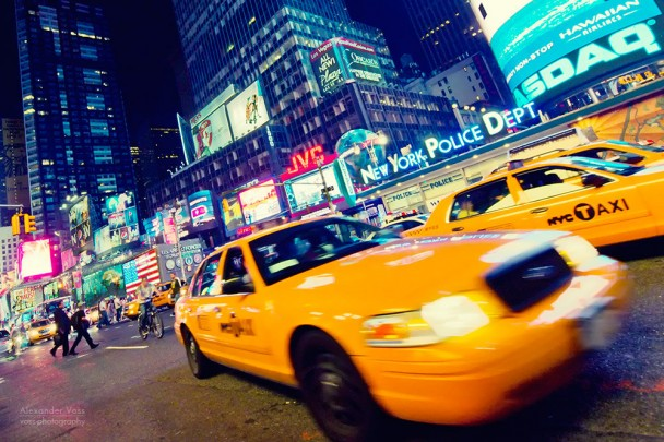 New York City - Times Square at Night