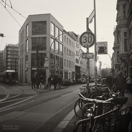 Analoge Fotografie: Berlin – Hackescher Markt