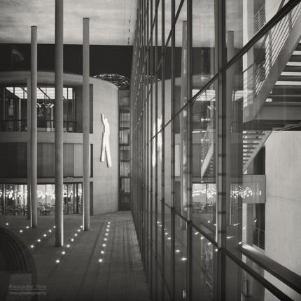 Analoge Fotografie: Berlin – Regierungsviertel