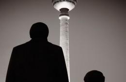 Berlin – Marx Engels Statue