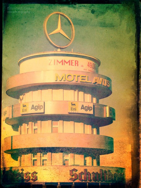 Berlin - Motel Avus