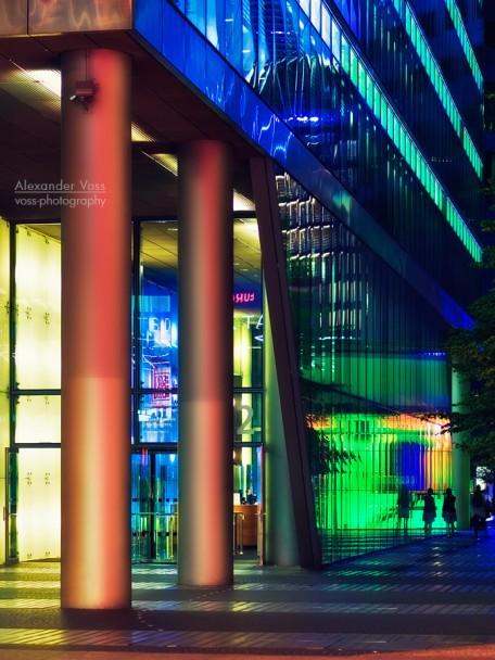 Berlin - Potsdamer Platz / Sony-Center