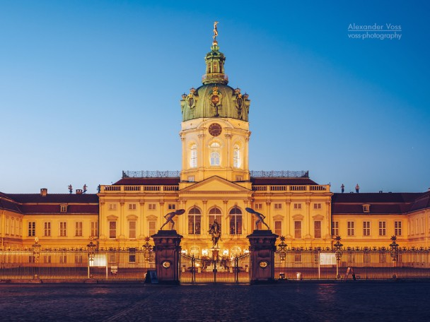 Berlin - Charlottenburg Palace