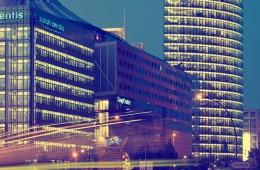 Berlin – Sony-Center am Potsdamer Platz
