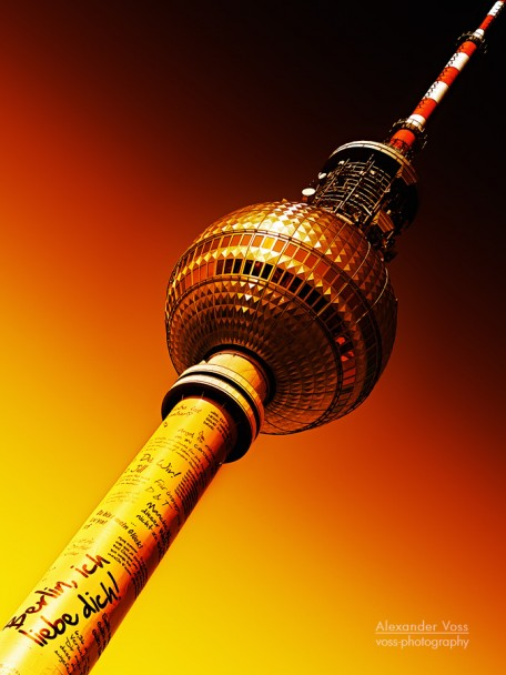 Berlin - Television Tower