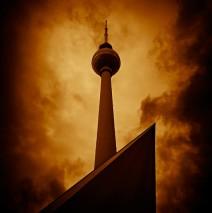 Berlin – Fernsehturm Alexanderplatz