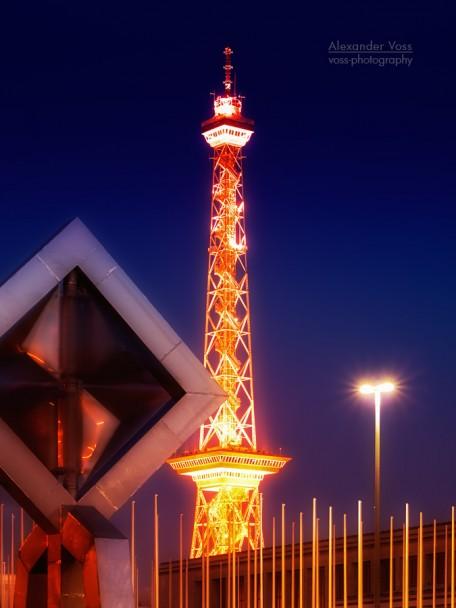 Berlin - Funkturm
