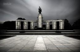 Berlin – Sowjetisches Ehrenmal Tiergarten