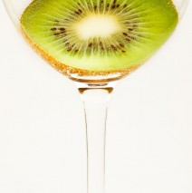 Creative Food Photography: Kiwi Frucht
