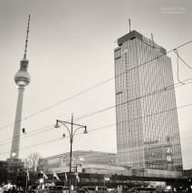 Analog Photography: Berlin – Alexanderplatz