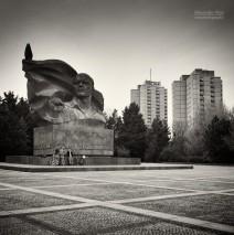 Analog Photography: Berlin – Ernst-Thälmann-Park