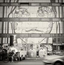 Analog Photography: Berlin Street Art – El Bocho
