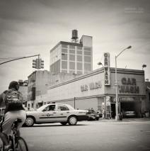 Analog Photography: New York City – Car Wash