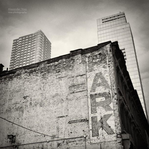 Analoge Fotografie: New York City - Park