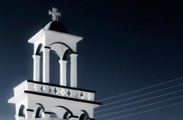 Andros, Griechenland – Eine Kykladen-Kirche