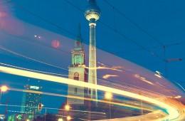 Berlin – Fernsehturm und Marienkirche