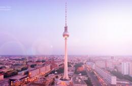 Berlin – Fernsehturm-Skyline