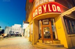 Berlin – Kino Babylon