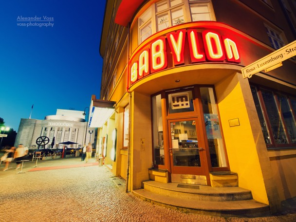 Berlin - Kino Babylon