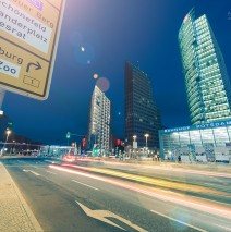 Berlin by Night – Potsdamer Platz