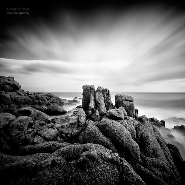 Black and White Photography: Landscape / Long Exposure