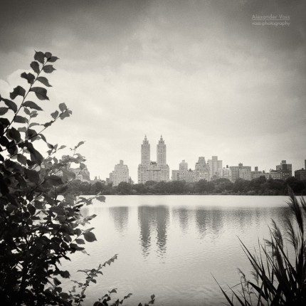Analoge Fotografie: New York City – Central Park