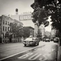 Analog Photography: New York City – East Village (No.1)