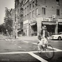Analog Photography: New York City – East Village (No.2)