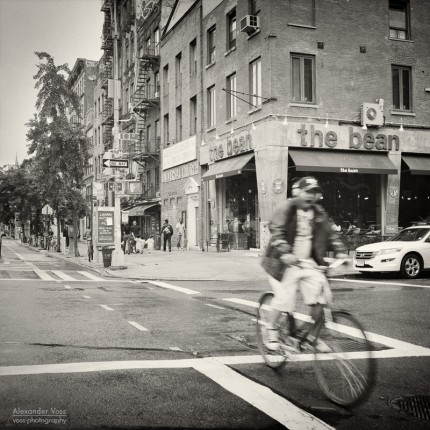 Analoge Fotografie: New York City – East Village (No.2)