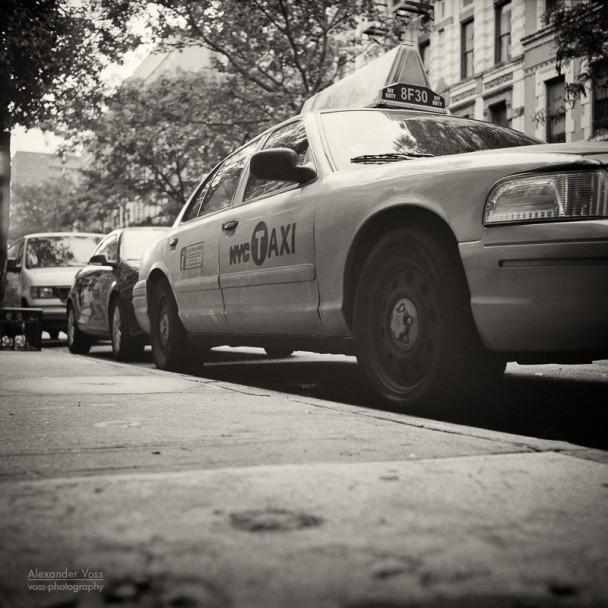 Analoge Fotografie: New York City - East Village (No.3)