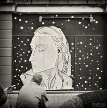 Analog Photography: New York City – East Village (No.4)