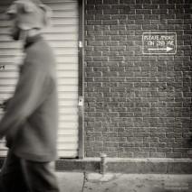 Analog Photography: New York City – East Village (No.5)