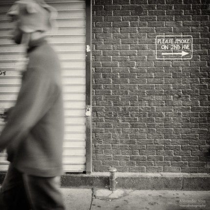 Analoge Fotografie: New York City – East Village (No.5)