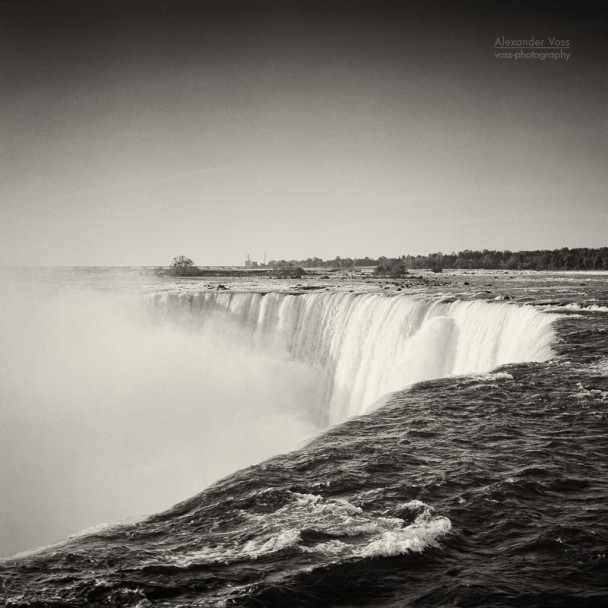 Analog Photography - Niagara Falls