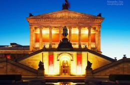 Berlin – Alte Nationalgalerie / Museumsinsel